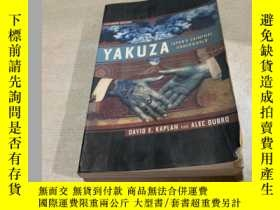 二手書博民逛書店YAKUZA罕見JAPAN S CRIMINAL UNDERWO