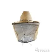 養蜂蜂具牛仔蜂帽專用防護蜜蜂帽子防火面網防蜂服防風衣服YYJ 夢想生活家