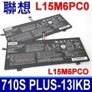 LENOVO L15M6PC0 電池 L15M6PCO IdeaPad 710s-13isk 710s-13ikb