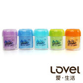 LOVEL 冰河極凍多功能冰涼小領巾2入(共5色)