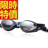 泳鏡-抗UV防霧比賽游泳浮潛蛙鏡6色56ab16【時尚巴黎】