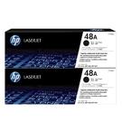【促銷組合/二黑】HP CF248A/48A 原廠碳粉匣 適用 HP LaserJet Pro M15w/M28w