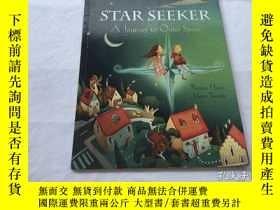 二手書博民逛書店Star罕見Seeker: A Journey to Outer SpaceY8204 Theresa Hei
