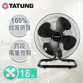 雙喬國際 【大同TATUNG】18吋工業扇   TF-N18G