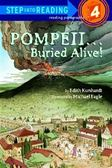 (二手書)Step into Reading Step 4: Pompeii: Buried Alive!