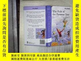 二手書博民逛書店THE罕見FOLK OF THE FARAWAY TREE(A0
