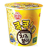 韓國不倒翁 起司風味乾拌杯麵 (1杯裝)【小三美日】