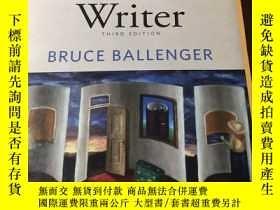 二手書博民逛書店The罕見Curious Writer(third editio
