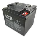 龍昌 SCB EV50-12 鉛酸電池 ...