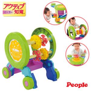 日本People 體能運動學步車