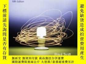 二手書博民逛書店Innovation罕見Management & New Product Development 5th Ed.-