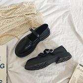 2020新款韓版小皮鞋女日系英倫制服lolita單鞋黑色中跟百搭JK春天 設計師生活