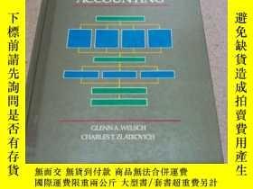 二手書博民逛書店intermediate罕見accounting(中級財務會計)