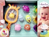 Bath Toys 游水玩具組 TOYeGO 玩具e哥