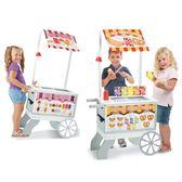 冰淇淋點心攤 Melissa&Doug兒童幼兒教具玩具道具遊戲 情境扮演家家酒含配件熱狗醬料菜單