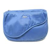 Dior 迪奧 藍色尼龍腰包 Saddle Messenger Belt Bag【二手名牌BRAND OFF】