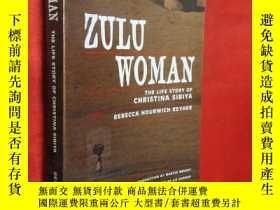 二手書博民逛書店Zulu罕見Woman The Life Story of Ch