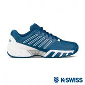 K-SWISS Bigshot Light 3輕量進階網球鞋-男-湖水綠