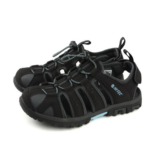 HI-TEC COVE WOMENS 涼鞋 運動鞋 女鞋 黑色 O006193021 no035