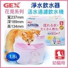 *WANG*《日本GEX 全貓用淨水飲水...