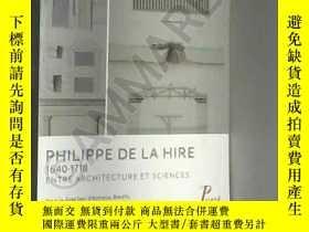 二手書博民逛書店稀缺,罕見建築《Philippe de La Hire 1640