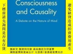 二手書博民逛書店Consciousness罕見And CausalityY256260 David; Malcolm, Nor