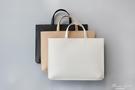 新款定制手拎包女手提包OL商務辦公包筆記本電腦包公文包 果果輕時尚