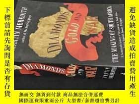 二手書博民逛書店DIAMONDS罕見GOLD AND WARY258675 MA