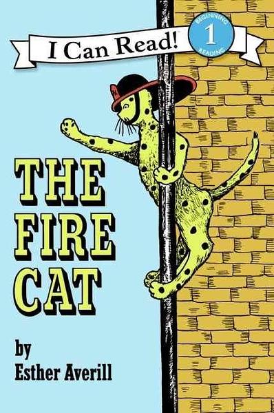 (二手書)An I Can Read Book Level 1: Fire Cat