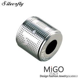 《 SilverFly銀火蟲銀飾 》【MiGO】DREAM項鍊-大