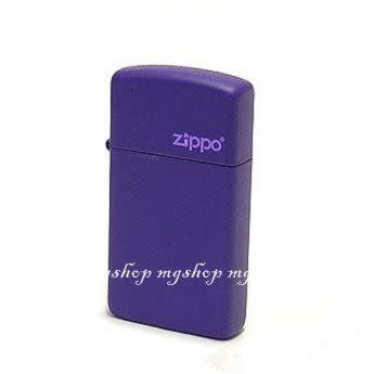 正版原裝 ZIPPO打火機 LOGO字樣-紫色烤漆1637ZL(窄)