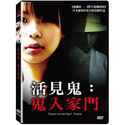 活見鬼:鬼入家門DVD