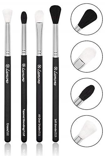 【美國代購】Pro Blending Brush Set  - 煙熏眼影輪廓套裝 4種 形狀