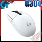 [ PC PARTY ]羅技 Logitech G304 白色 無線電競滑鼠