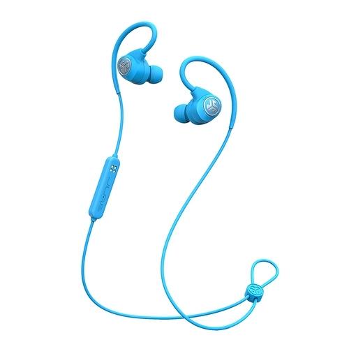 JLab Epic Sport 藍牙運動耳機 藍色