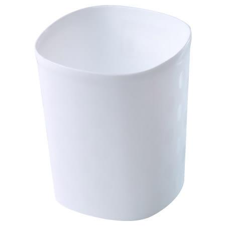 垃圾桶 3.5L 小都會 白 TRNT019-W NITORI宜得利家居