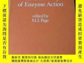 二手書博民逛書店The罕見Chemistry of Enzyme Action