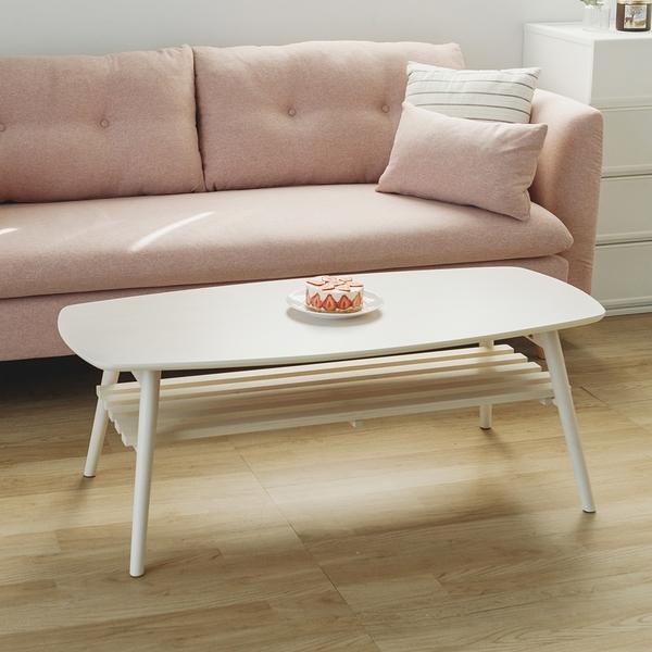 茶几桌 桌子 收納【收納屋】千崎日系茶几&DIY組合傢俱