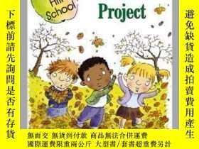 二手書博民逛書店Fall罕見Leaf ProjectY362136 Margaret McNamara... Simon Sp