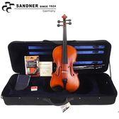 ★法蘭山德 ★ Sandner TA-12 中提琴~加贈肩墊/調音器/擦琴布