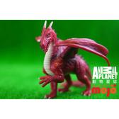 【Mojo Fun 動物星球】虛構生物-赤焰龍 387214