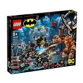 76122【LEGO 樂高積木】超級英雄系列 - Batcave Clayface Invasion