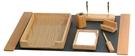 MBS 橡木 桌上7件組合 1800