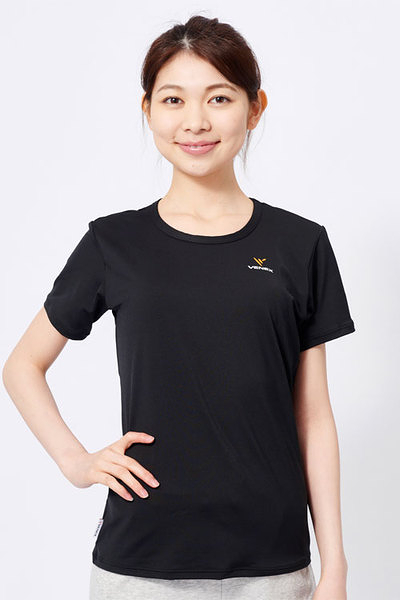 VENEX REFRESH 淑女型 短袖 T 恤