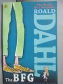 【書寶二手書T9/原文小說_LNN】The BFG_Roald Dahl