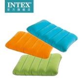 充氣枕 INTEX充氣枕 頭床墊家用戶外旅行枕便攜氣墊睡枕午休枕靠墊腰枕 晶彩生活