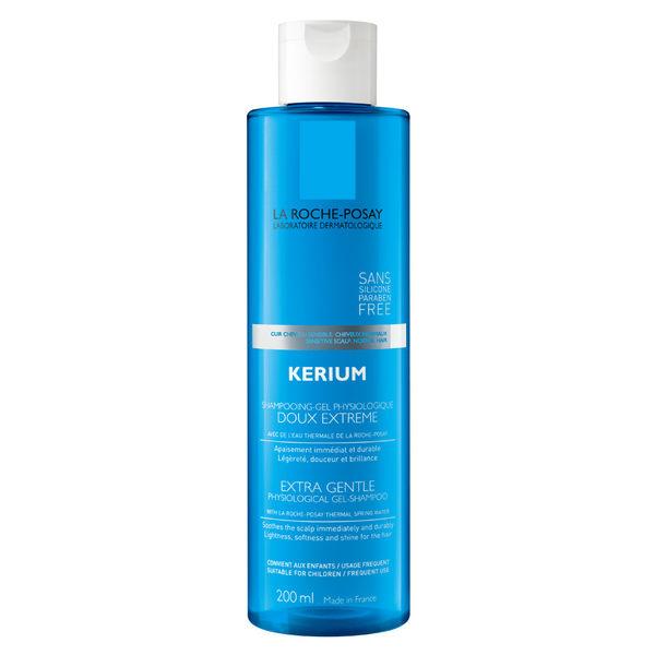 理膚寶水敏感性頭皮溫和洗髮露200ml 公司貨中文標 PG美妝
