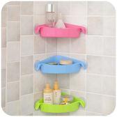 ◄ 家 ►【S16 】轉角三角置物架強力吸盤式置物架收納洗手間衛生間廁所壁掛