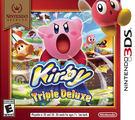 3DS 任天堂精選:星之卡比 三倍豪華版(美版代購)