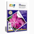 Color-Dance 彩之舞 HY-A41-20 A3 雪面噴墨貼紙–防水 20張/包